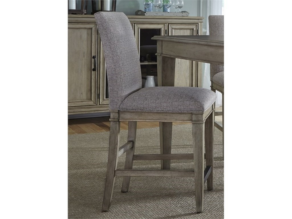 Liberty Furniture 573Upholstered Barstool
