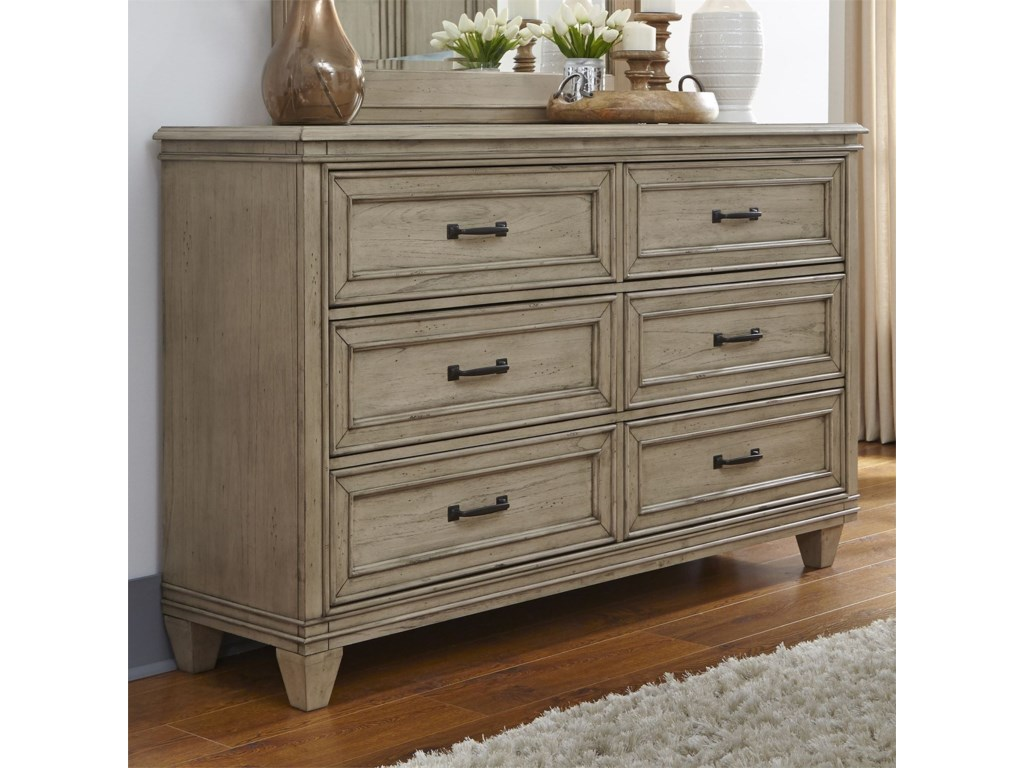Liberty Furniture 5736 Drawer Dresser