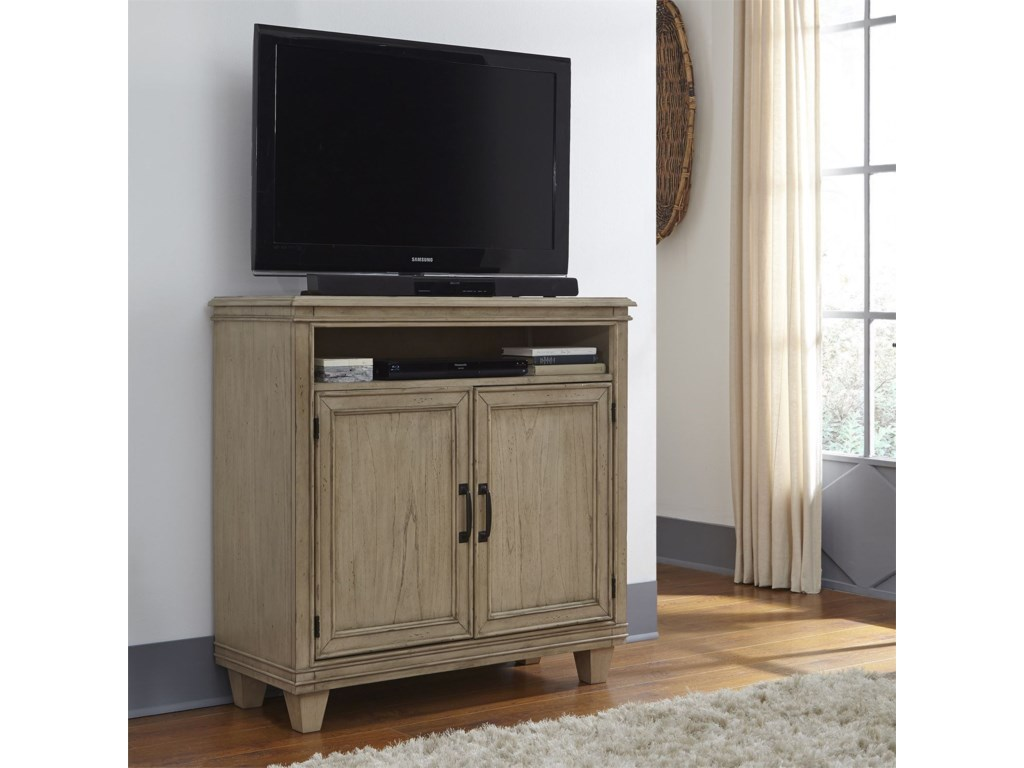 Liberty Furniture 573Media Chest