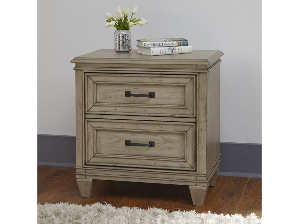 Liberty Furniture 5732 Drawer Night Stand
