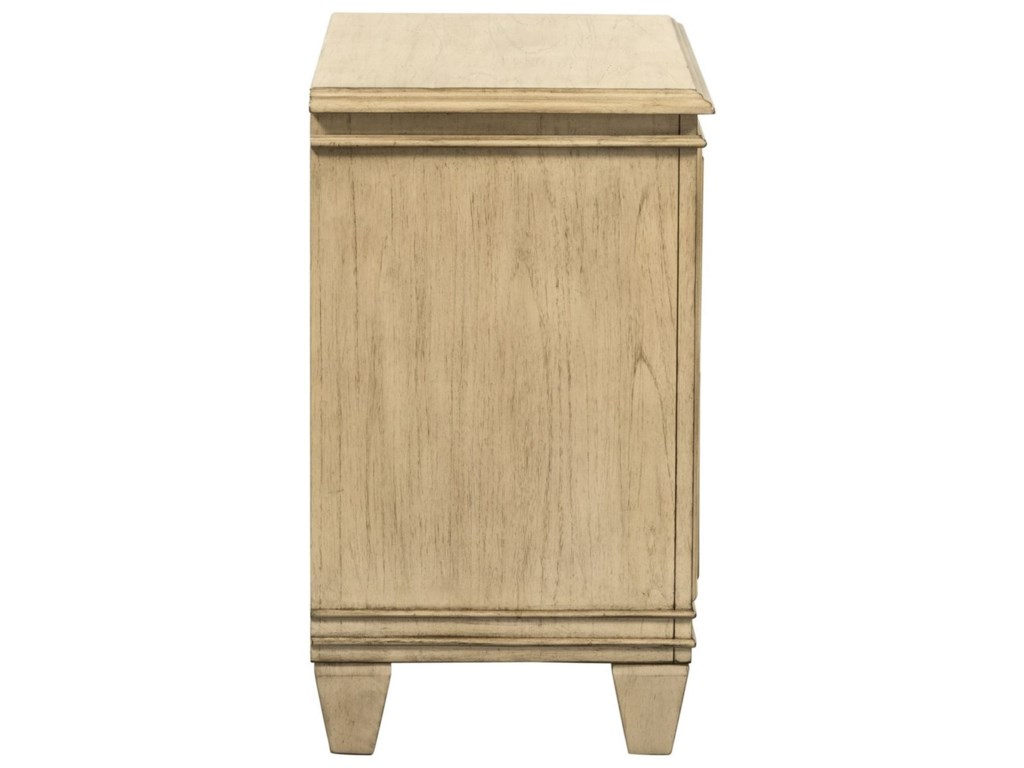 Vendor 5349 5732 Drawer Night Stand