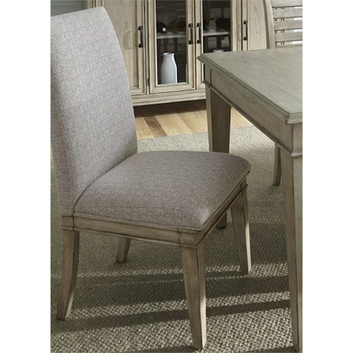 Liberty Furniture 573 Upholstered Side Chair