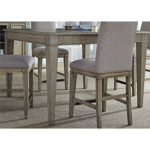 Liberty Furniture 573 Counter-Height Gathering Table