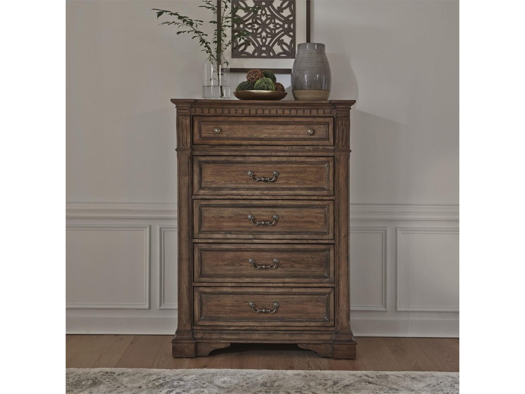 Liberty Furniture Haven Hall5 Drawer Chest