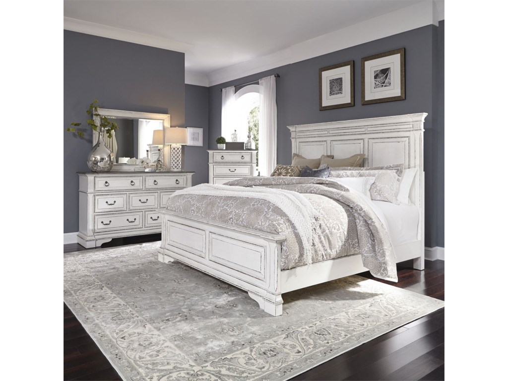 Liberty Furniture Abbey ParkKing Bedroom Group