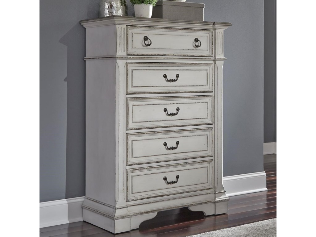Freedom Furniture Abbey ParkChest of Drawers