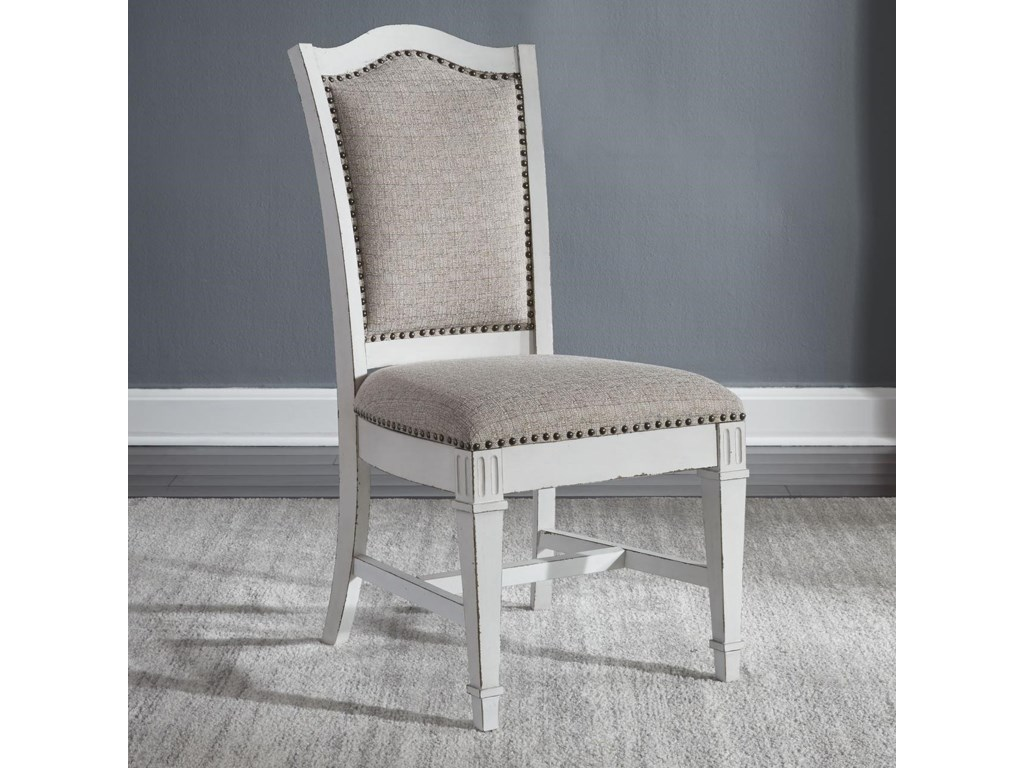 Liberty Furniture Abbey ParkUpholstered Side Chair