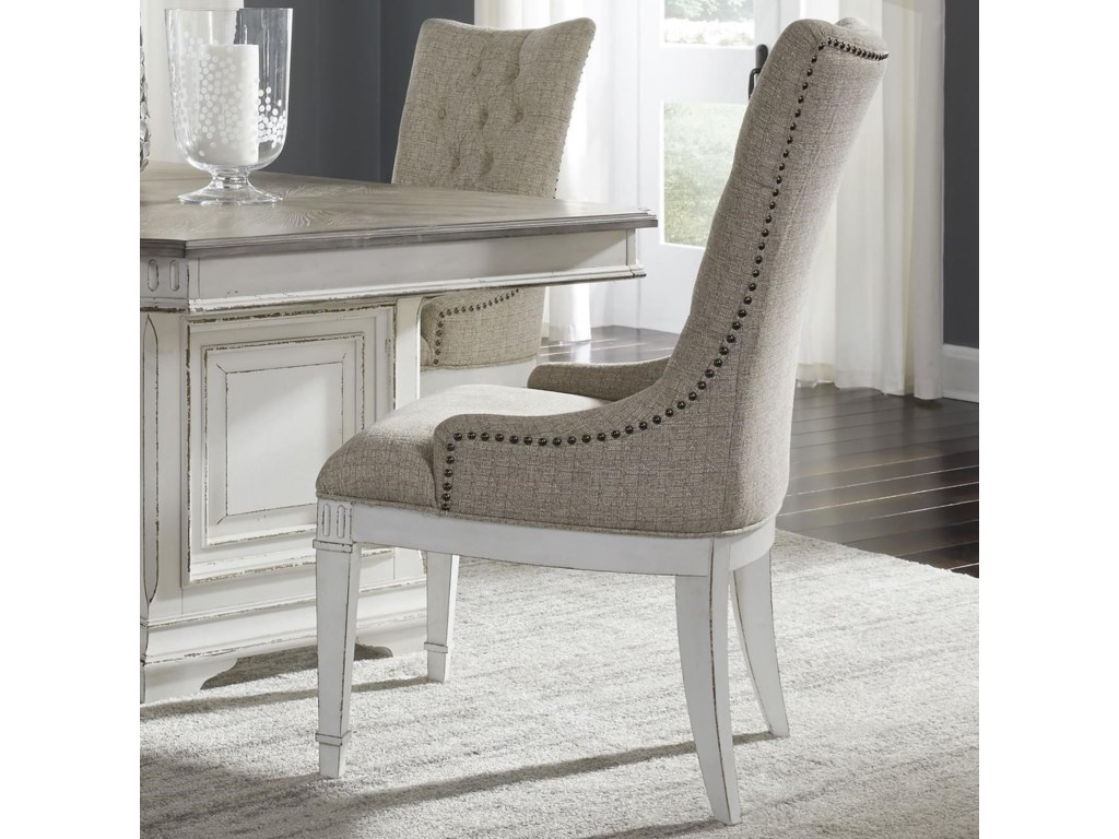 Liberty Furniture Abbey ParkHostess Chair