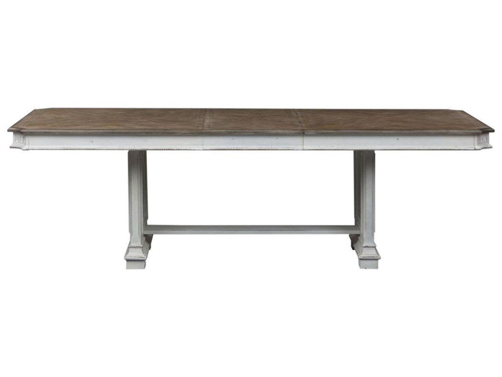 Freedom Furniture Abbey ParkTrestle Table