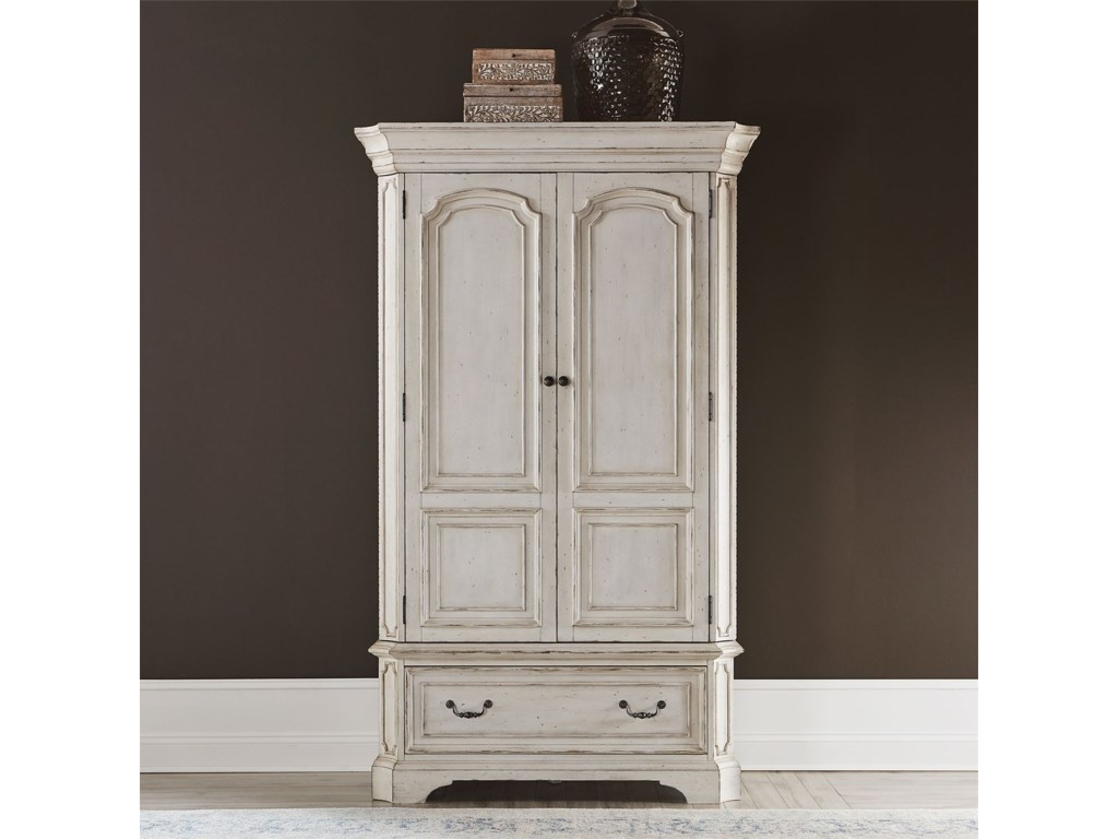 Liberty Furniture Abbey RoadArmoire