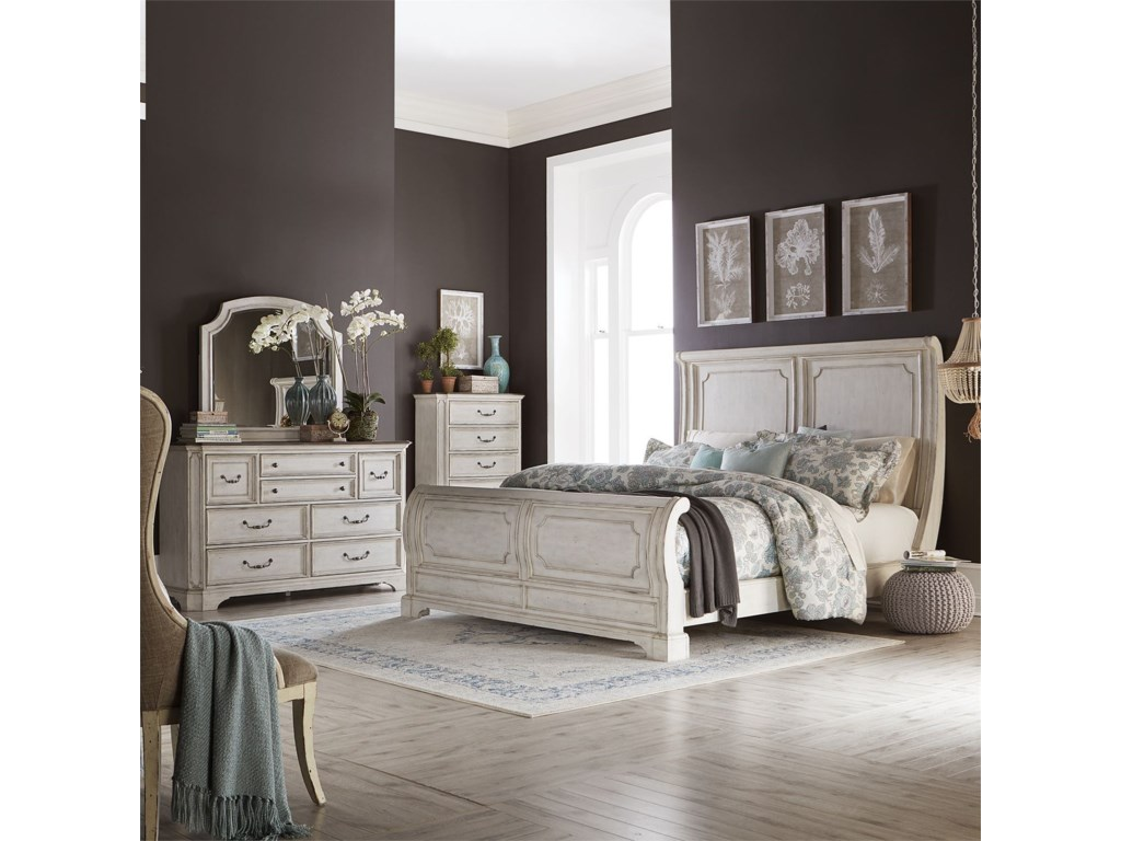 Liberty Furniture Abbey RoadCalifornia King Bedroom Group