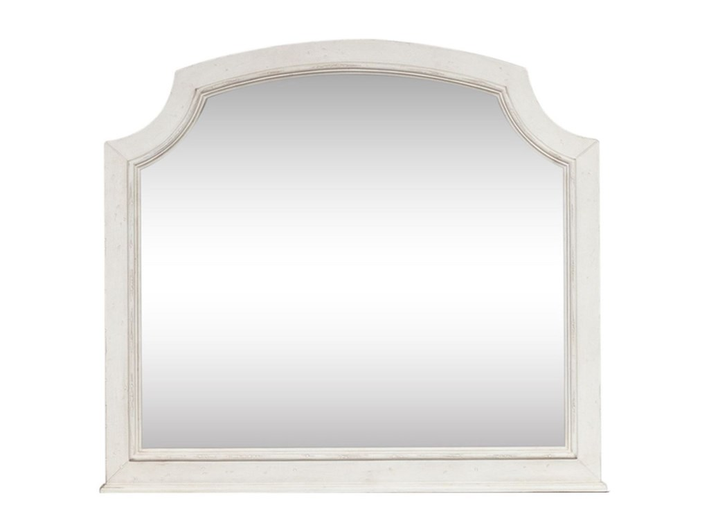 Liberty Furniture Abbey RoadArched Mirror