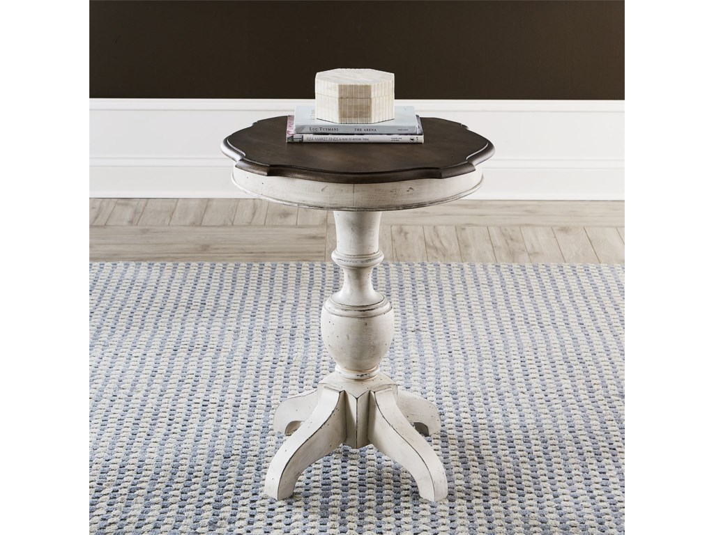 Liberty Furniture Abbey RoadRound End Table