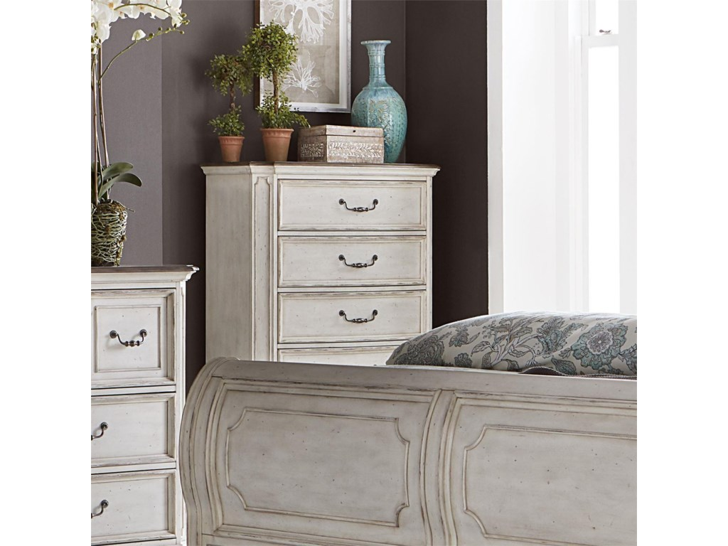 Liberty Furniture Abbey Road5 Drawer Chest