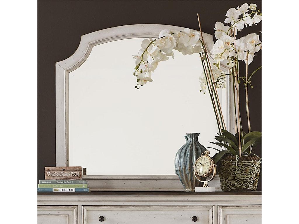 Liberty Furniture Abbey RoadArched Mirror