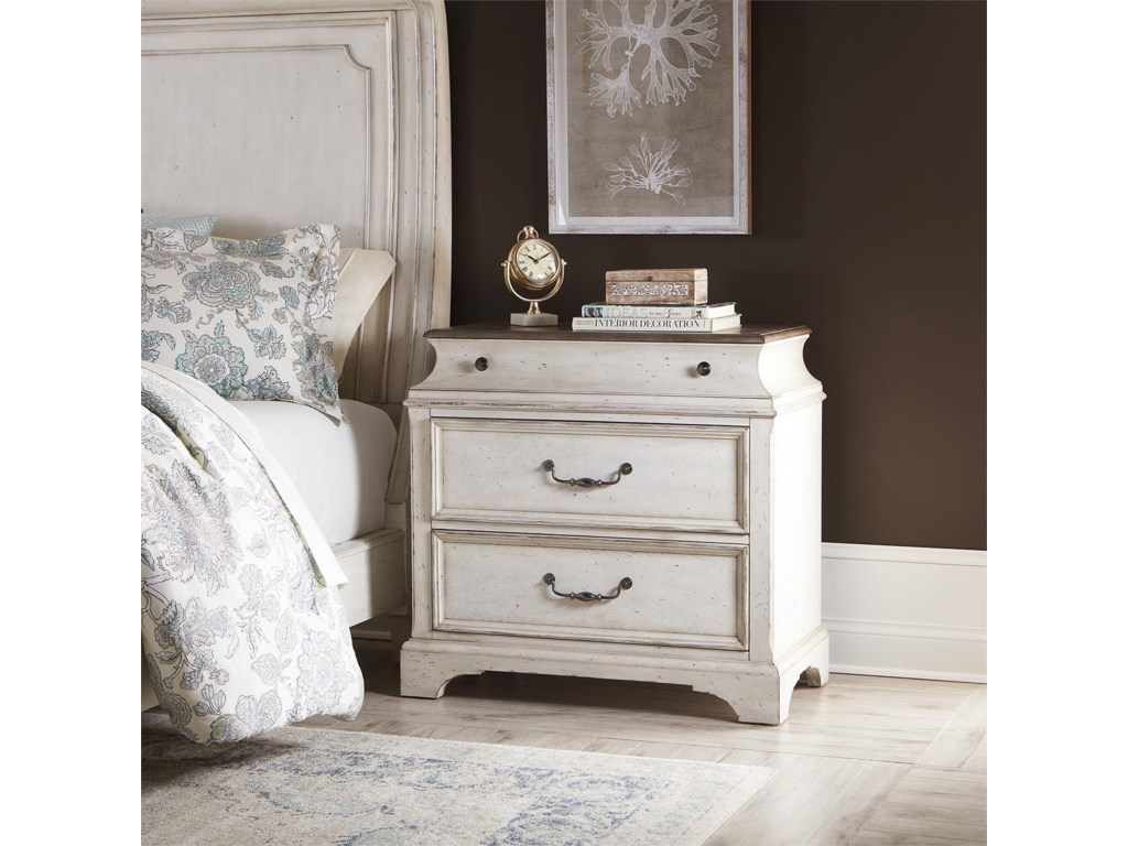 Liberty Furniture Abbey RoadAccent Chest/Nightstand