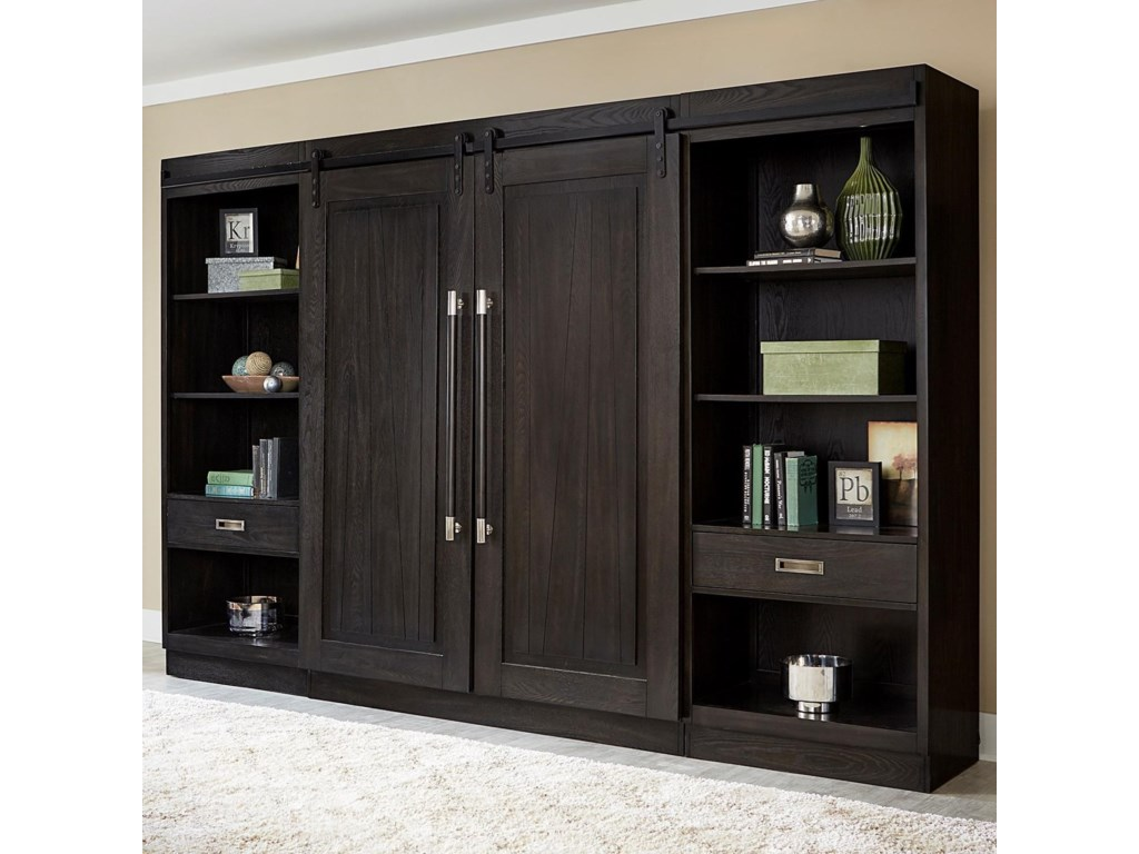 Vendor 5349 AbbeyEntertainment Center with Piers