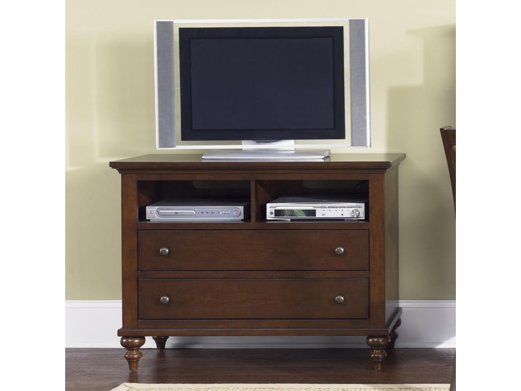 Liberty Furniture Abbott Ridge Youth BedroomMedia Chest