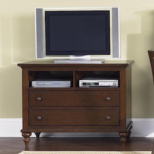 Liberty Furniture Abbott Ridge Youth Bedroom Media Chest