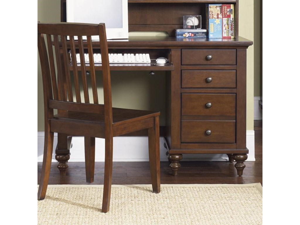 Liberty Furniture Abbott Ridge Youth BedroomStudent Desk Base