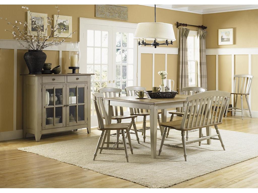 Liberty Furniture Al FrescoDining Room Group