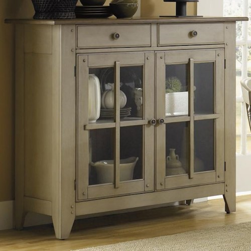 Liberty Furniture Al Fresco Buffet-Style Dining Server