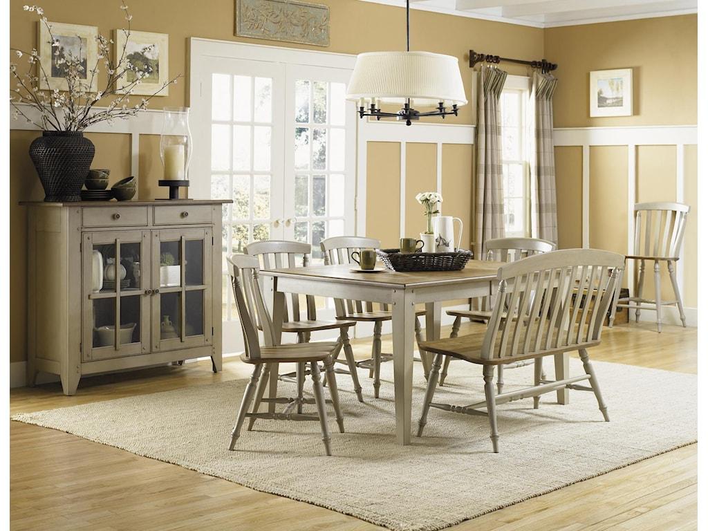 Liberty Furniture Al FrescoRectangular Leg Table