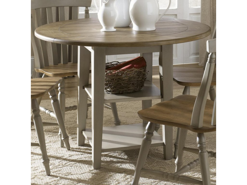 Liberty Furniture Al FrescoDrop-Leaf Dining Table