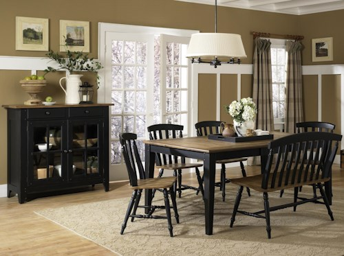 Liberty Furniture Al Fresco II Dining Room Group