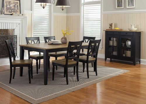 Liberty Furniture Al Fresco II Dining Room Group 2