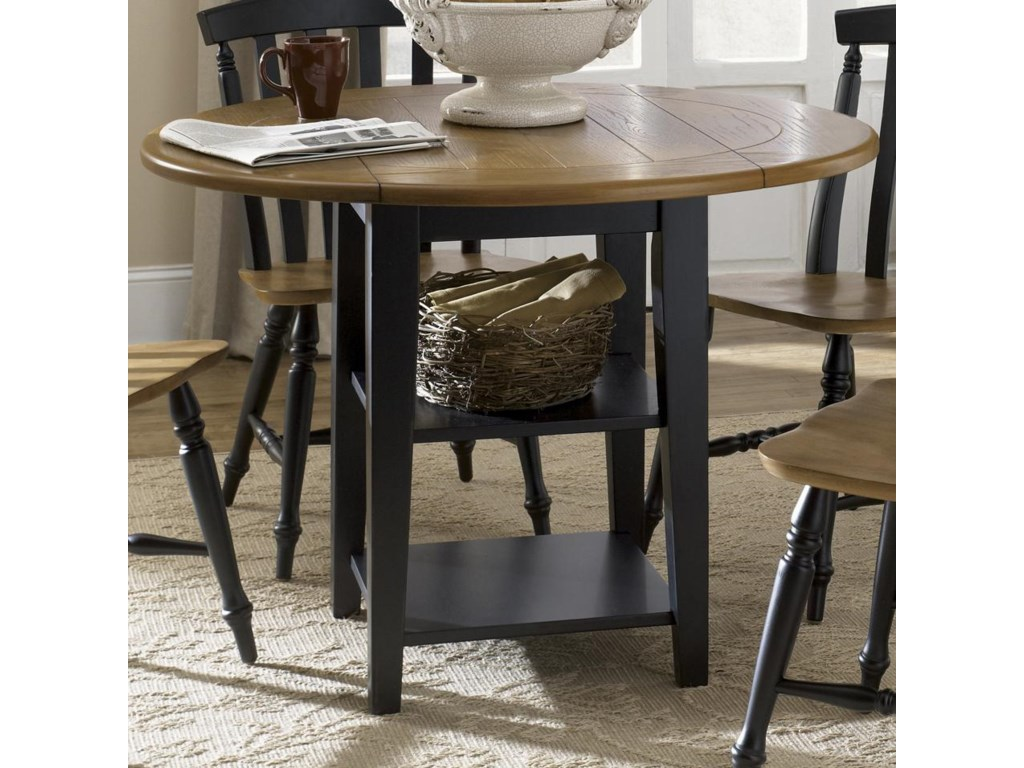 Liberty Furniture EllieDrop-Leaf Dining Table