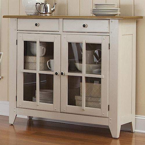Liberty Furniture Al Fresco III Buffet-Style Dining Server