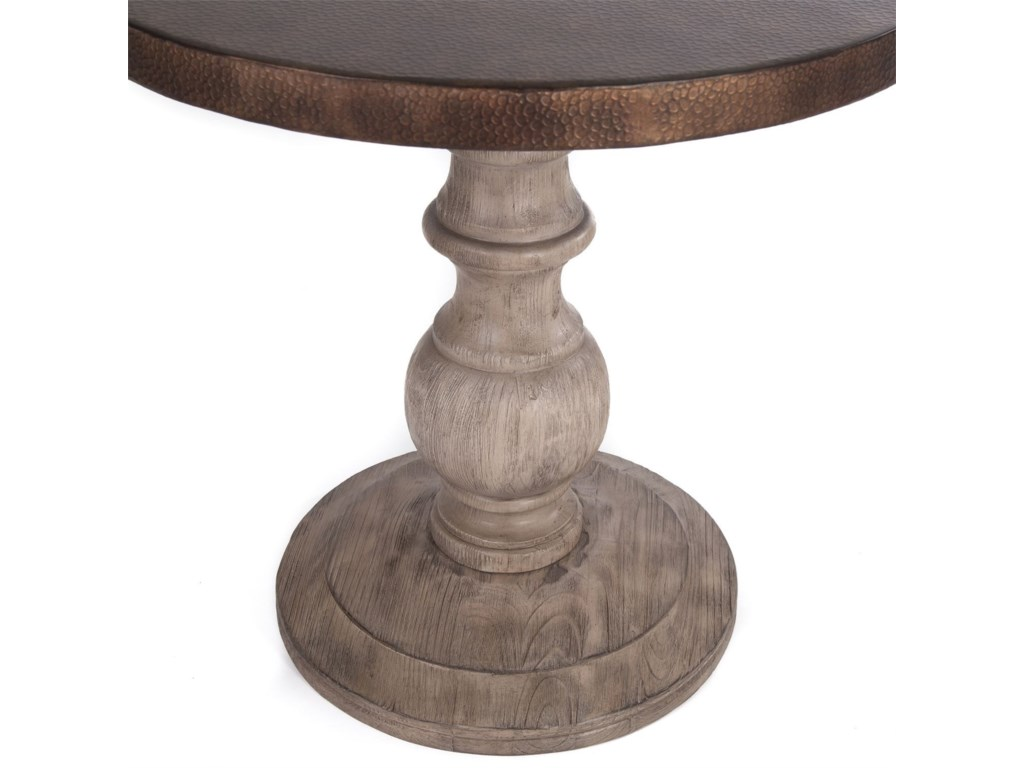 Liberty Furniture AlamosaAlamosa Round End Table