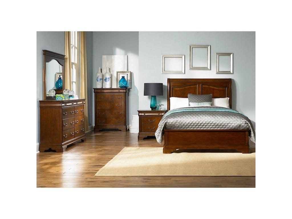 Liberty Furniture AlexandriaKing Bedroom Group