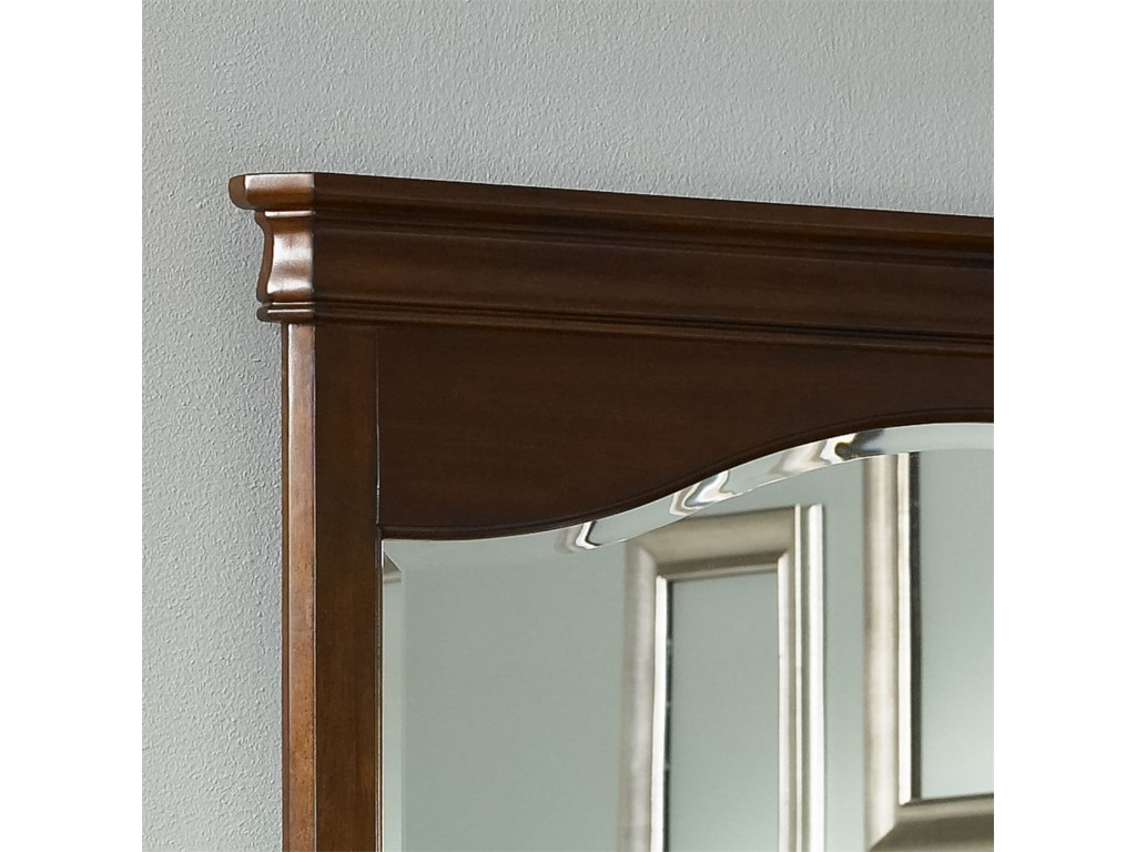 Liberty Furniture AlexandriaDresser and Mirror