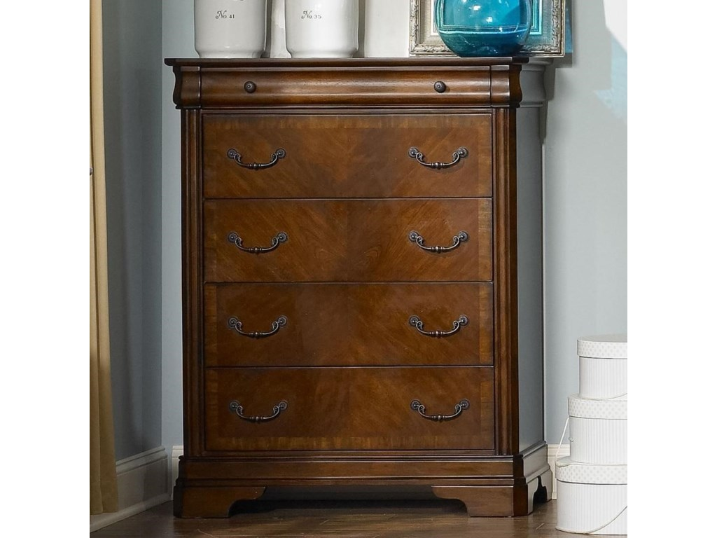 Liberty Furniture Alexandria5 Drawer Chest