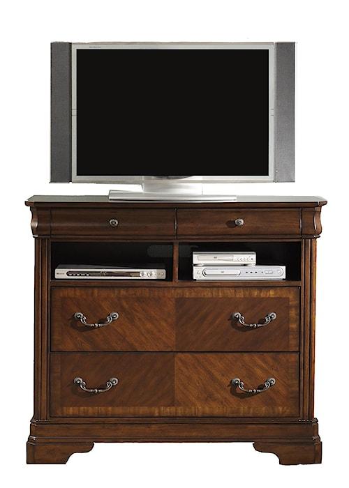 Liberty Furniture Alexandria Three Drawer Media Chest