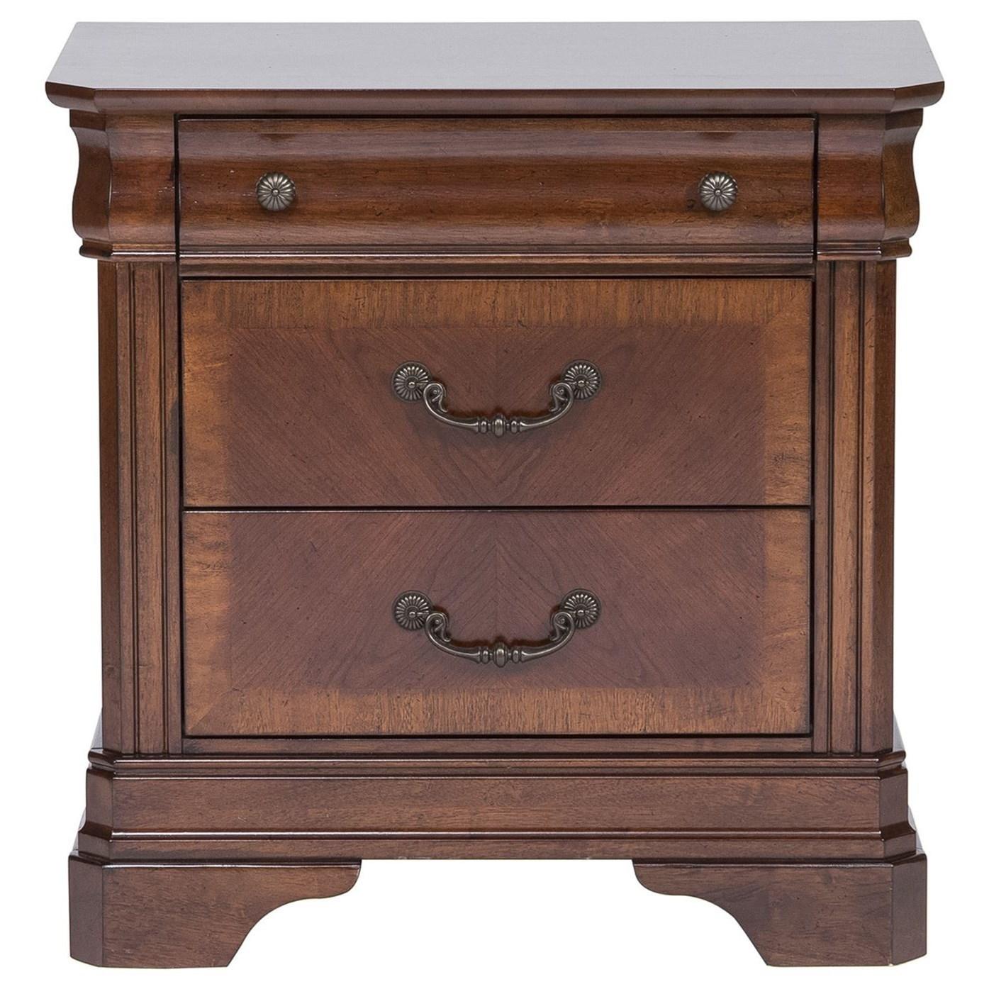 Liberty Furniture AlexandriaNight Stand ...
