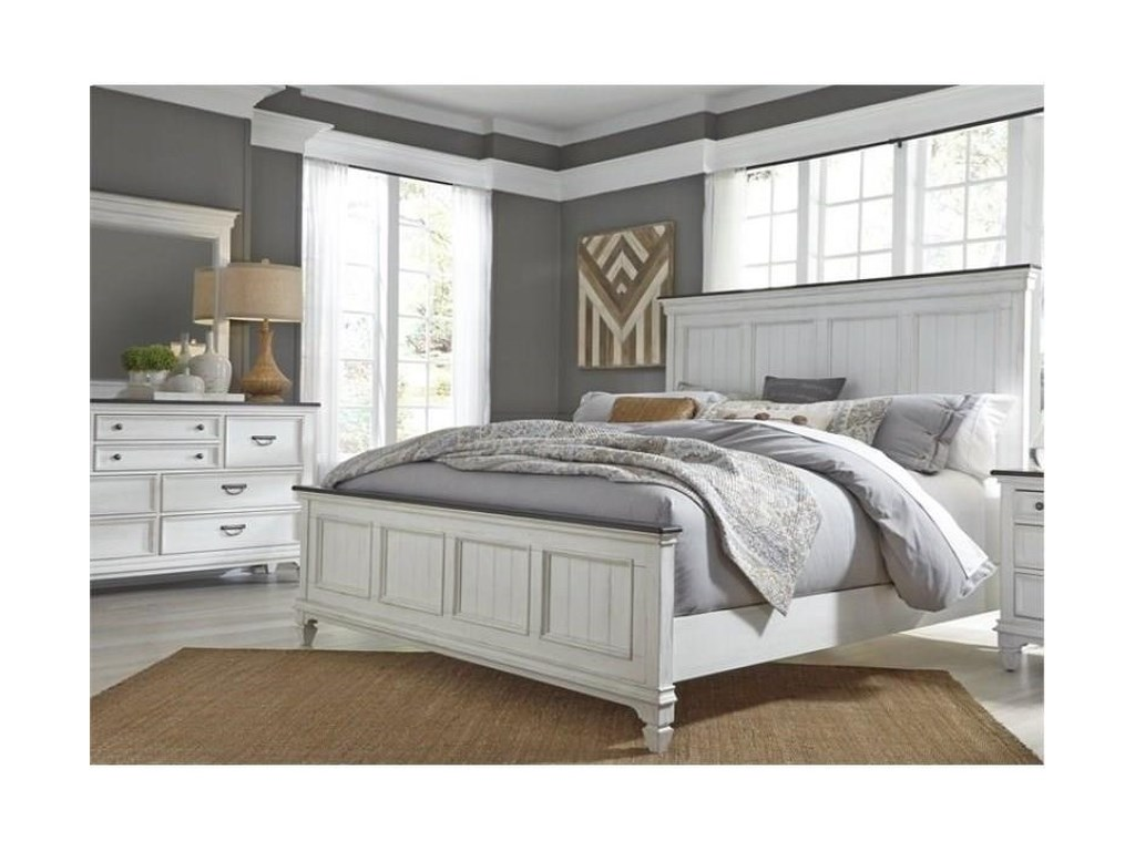 Liberty Furniture Allyson ParkKing Bedroom Group