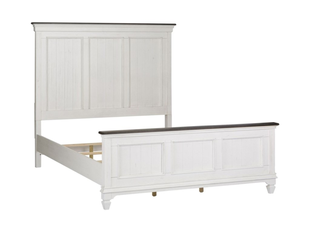 Liberty Furniture Allyson ParkQueen Panel Bed
