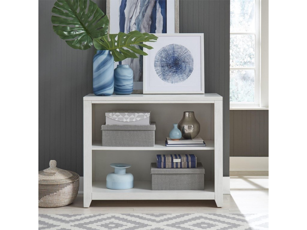 Liberty Furniture Allyson ParkOpen Bookcase