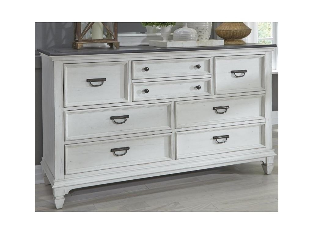 Liberty Furniture Allyson Park8 Drawer Dresser