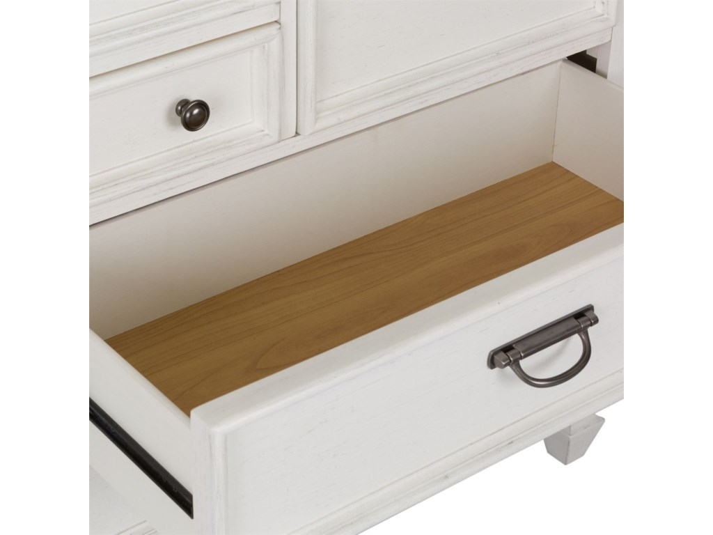 Liberty Furniture Allyson Park8 Drawer Dresser