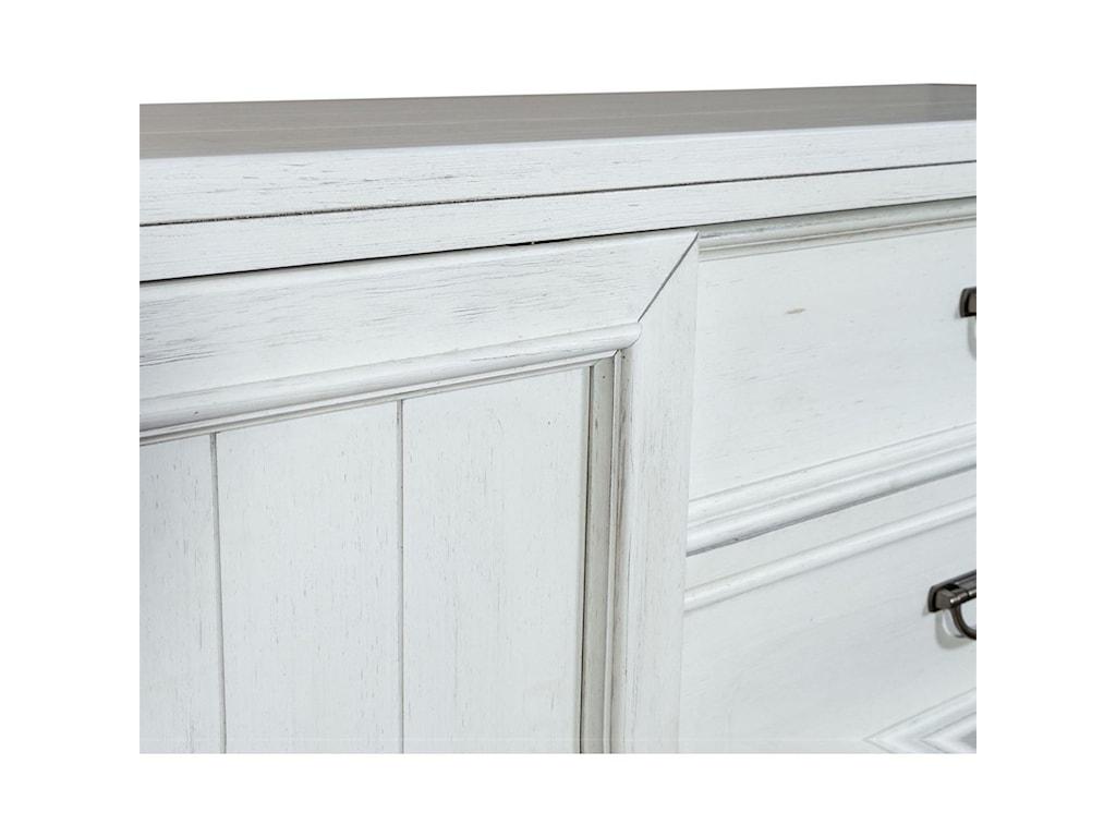 Liberty Furniture Allyson ParkSliding Door Dresser