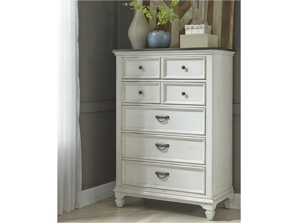 Vendor 5349 Allyson Park5 Drawer Chest