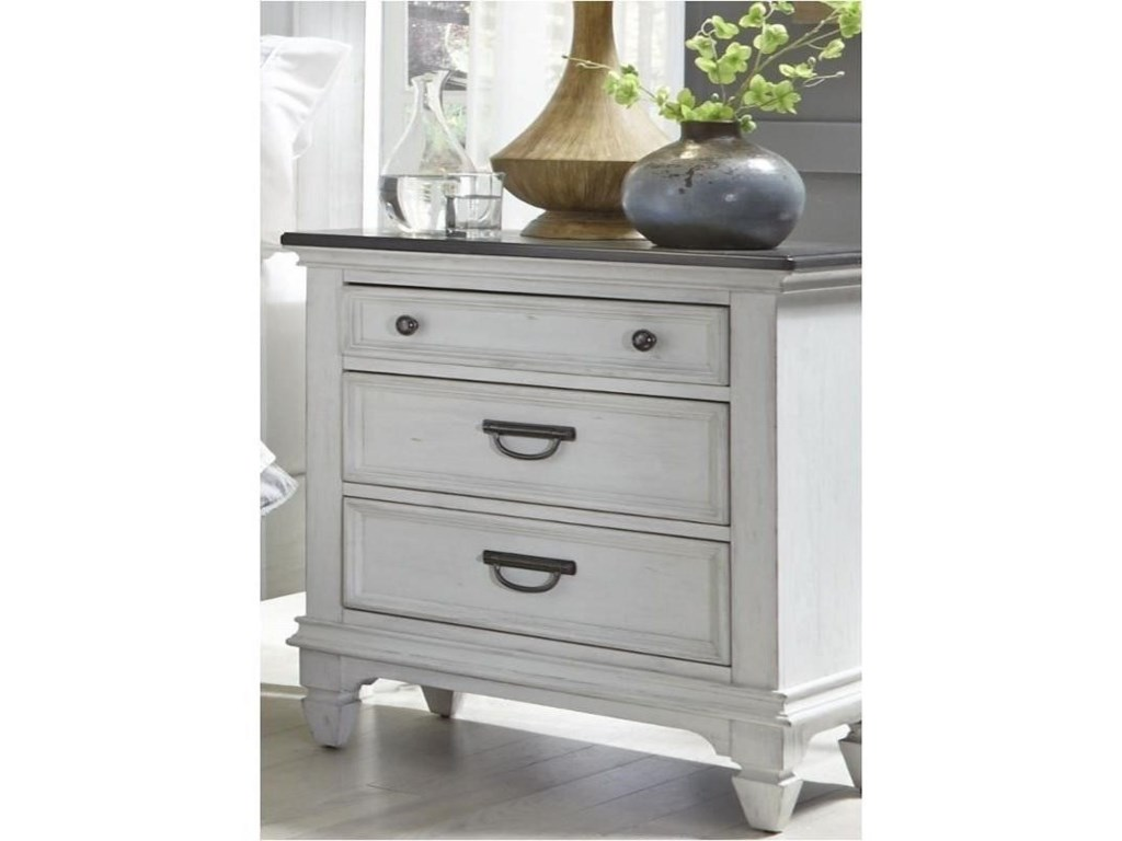Liberty Furniture Allyson ParkNight Stand