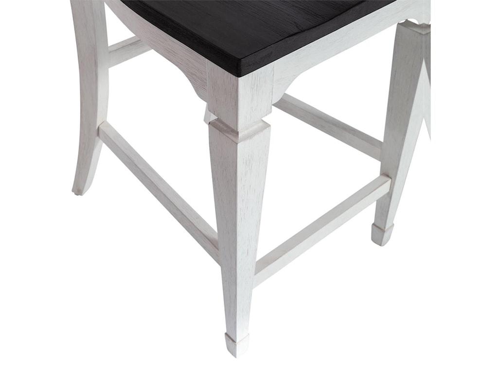 Liberty Furniture Allyson ParkCounter Height Slat Back Chair