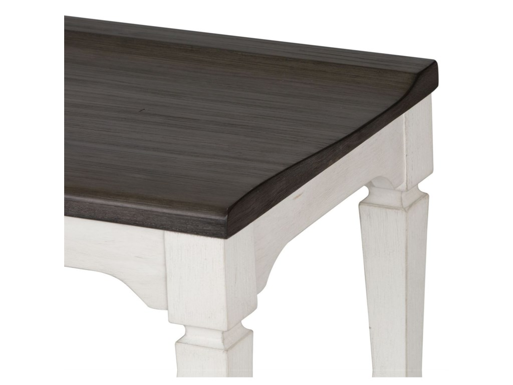 Liberty Furniture Allyson ParkDining Bench