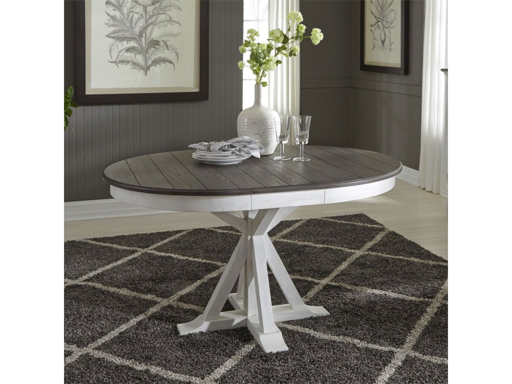 Liberty Furniture Allyson ParkPedestal Table