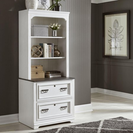 Lateral File and Hutch